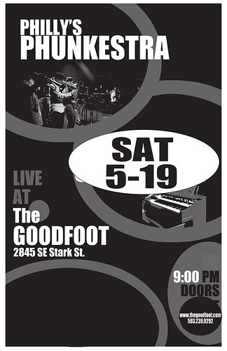 Philly's Phunkestra @ The Goodfoot