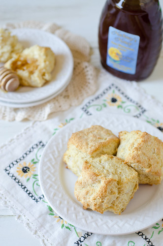 Buttery Buttermilk Biscuits 2