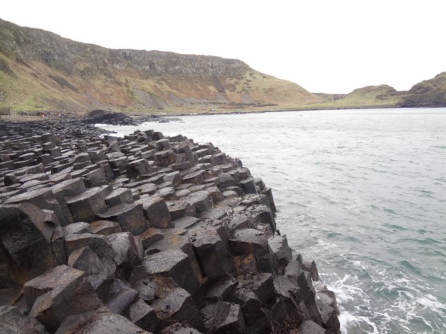 Giant's Causeway, Tour Irlanda do Norte