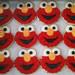 Elmo Cookies - <span>www.cupcakebite.com</span>