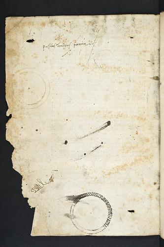 Motto and doodles in Juvenalis, Decimus Junius: Satyrae