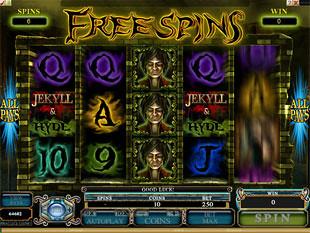 Jekyll and Hyde Bonus Game