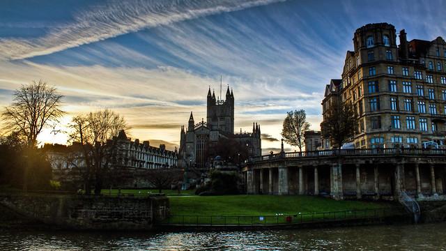 0288 - England, Bath HDR