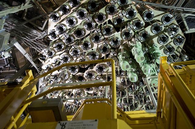 Header of reaktor