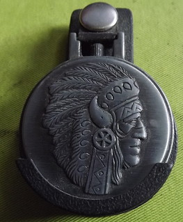 Native American Head Lighter!