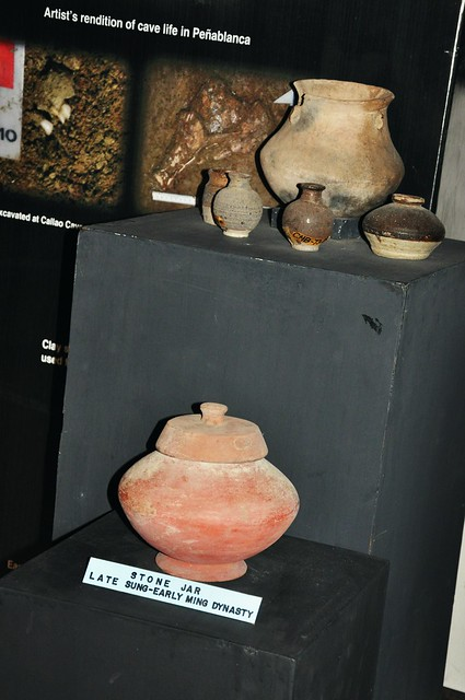Cagayan Museum and Historical Research Center: Historical Jars