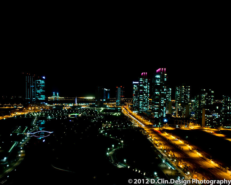 Songdo @ Night