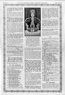 Daily Telegraph Coronation Day Supplement Page 14 - June 2, 1953
