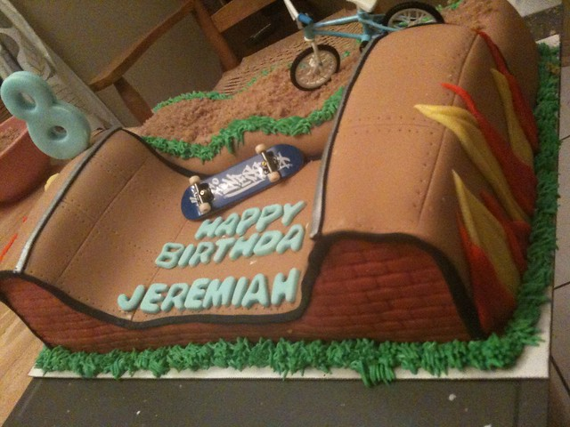 Pin Bmx Cakes Designs Cake On Pinterest