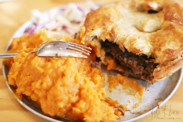 Chunky Steak & Stout Pie, The Pie Tin