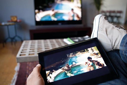 Sony Tablet ICS