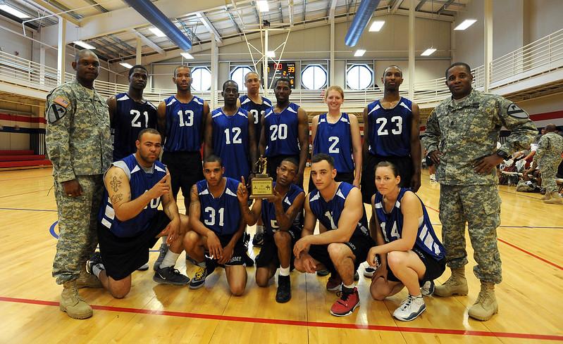 PWW Basketball Champions