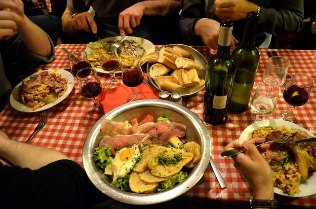 Photo - Restaurant buttes aux cailles ...