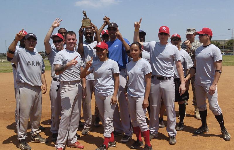 13 ESC softball champs