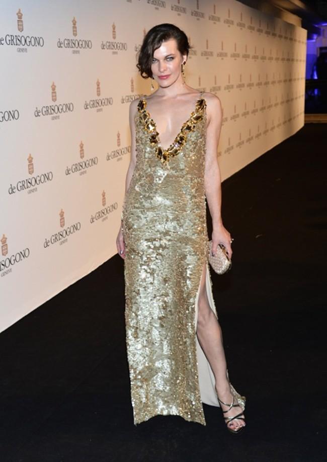 1 - Mila Jovovich, de GRISOGONO Party, Cannes,23.Mai