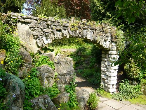 Newby Hall gardens 2012 090