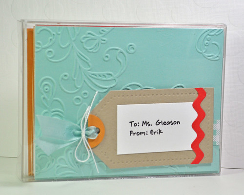 Teacher Gift Set