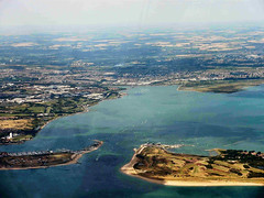 Langstone Harbour from Hayling Bay