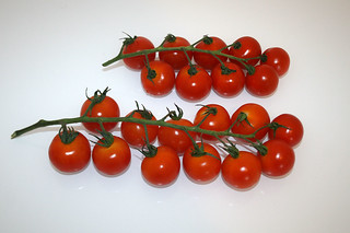 01 - Zutat Kirschtomaten / Ingredient cherry tomatoes