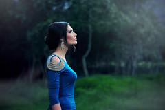 [フリー画像素材] 人物, 女性, 人物 - 横顔・横を向く, マケドニア人 ID:201205301400