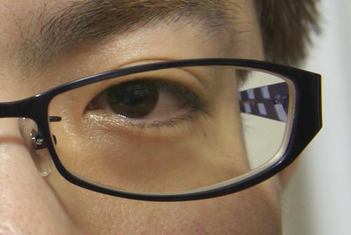 JiNS PC Custom glasses color