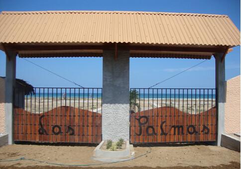 new ecuador beach project