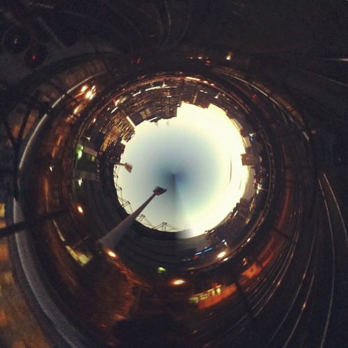 More app fun. This one is #TinyPlanet Found via @sfitzmc