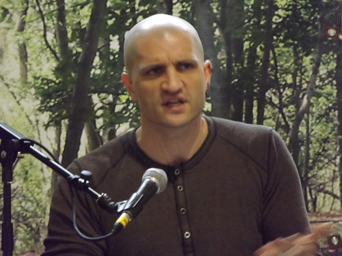 China Miéville at SNLF