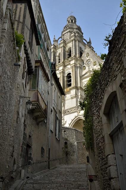 Cathédrale St.-Louis, Blois, France