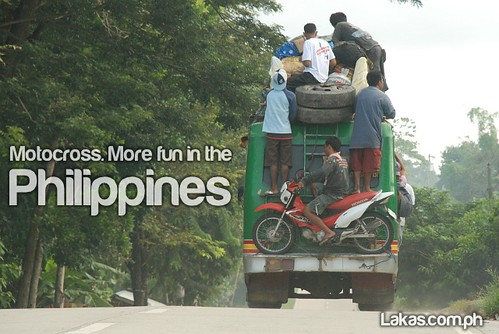 Motocross. More fun in the Philippines