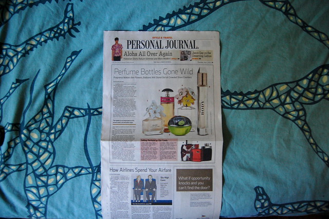 A Wild Tonic in the Wall Street Journal