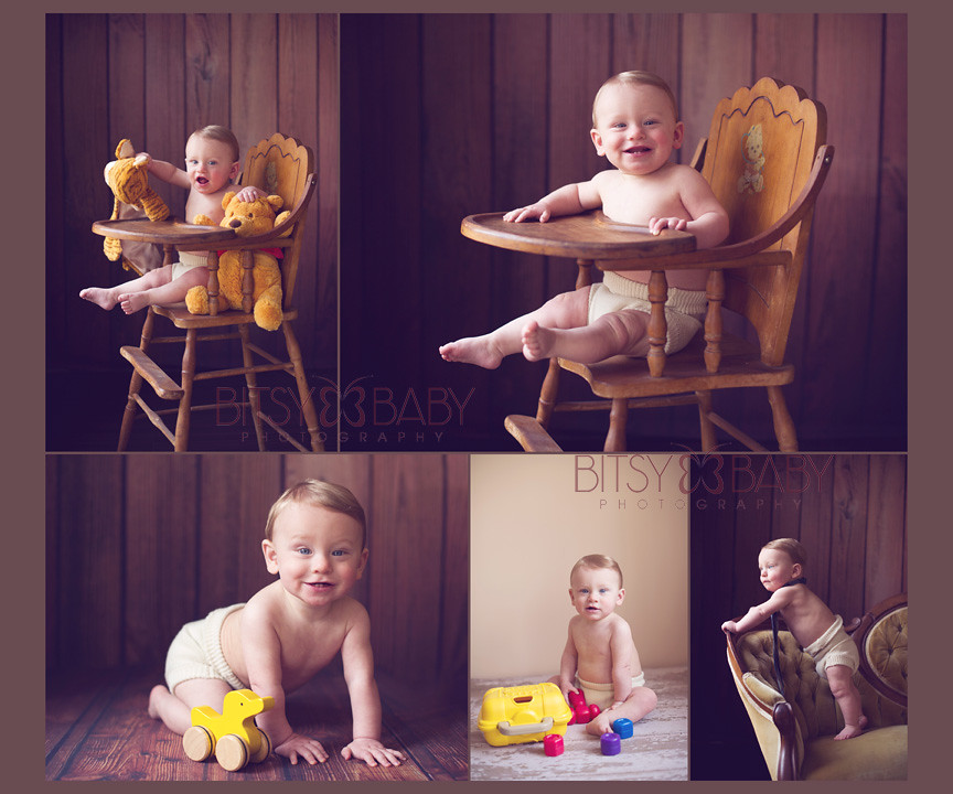 Baby Photographers Collage