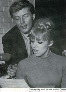 Tracey Dey + Bob Crewe