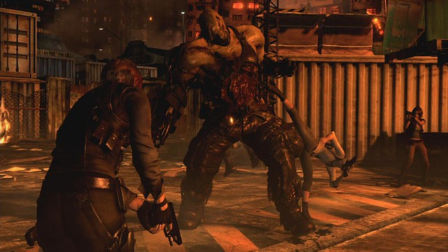 Resident Evil 6 Bringing People Together Playstation Blog
