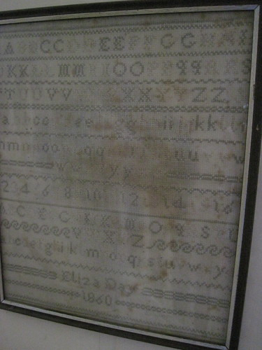 1860 Cross-Stitch