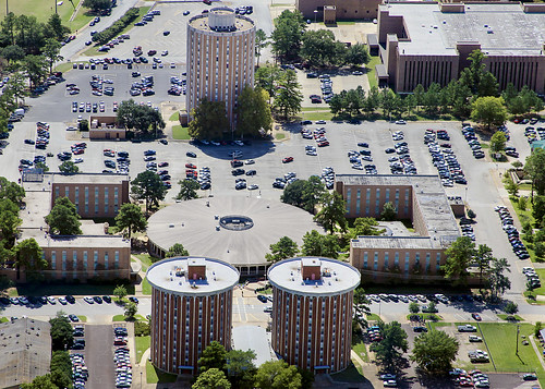 college austin hall university texas view state library aerial stephen f sfa residence cafeteria garner nacogdoches steen dorms hall14 hall16