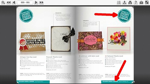 7399236678 fe0dd4af59 Paper Crafts digital issues   tips and tricks
