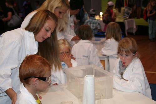 Science Days für Kinder 2012