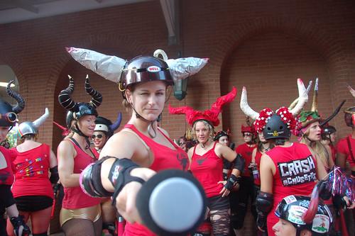 San Fermin in New Orleans 2011. Photo by Sally Asher.