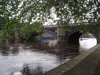 Skeldergate Bridge, York