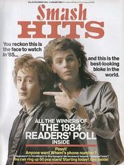 Smash Hits, December 20, 1984