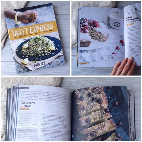 Congratulations @cookrepublic on your stunning book! I want to make (and devour) every single thing. #tastyexpress is truly a beautiful piece of work Sneh xx