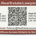Small photo of Parnes Rothman Real Estate Lawyers card