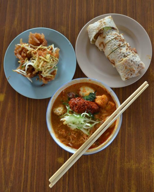 Breakfast Fares @ 486 Baba Low Melaka