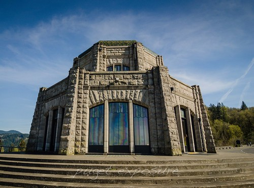 Vista House, Oregon Columbia River Gorge