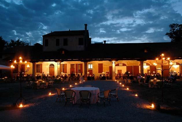 Matrimonio Villa Frassanelle  (PD)