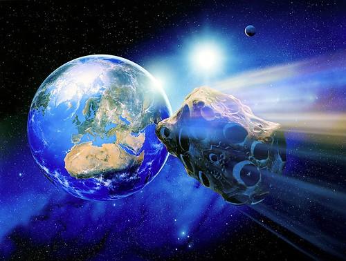 Earth extra moons