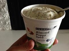Snoqualmie Almond Poppy Seed Custard