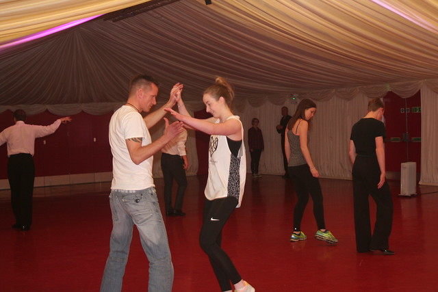 Strictly Charity Training