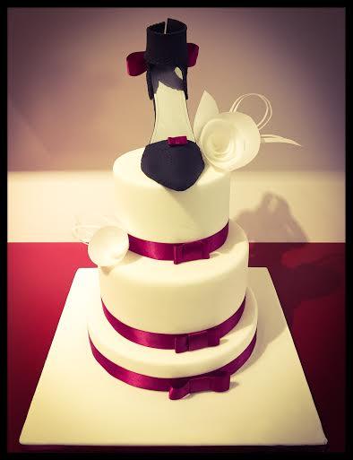 Sabrina Placentino's High Heel Cake